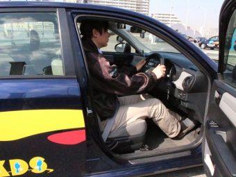 金町自動車教習所で学ぶ  第一段階 技能教習(Part1)