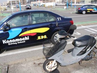 金町自動車教習所で学ぶ 第一段階 技能教習(Part2)