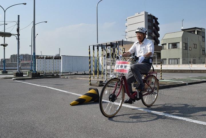 葛飾区にある金町自動車教習所のブログ 自転車安全利用講習会