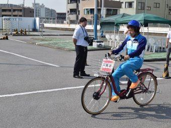 【交通安全教室】平成30年度 第1回 自転車安全利用講習会