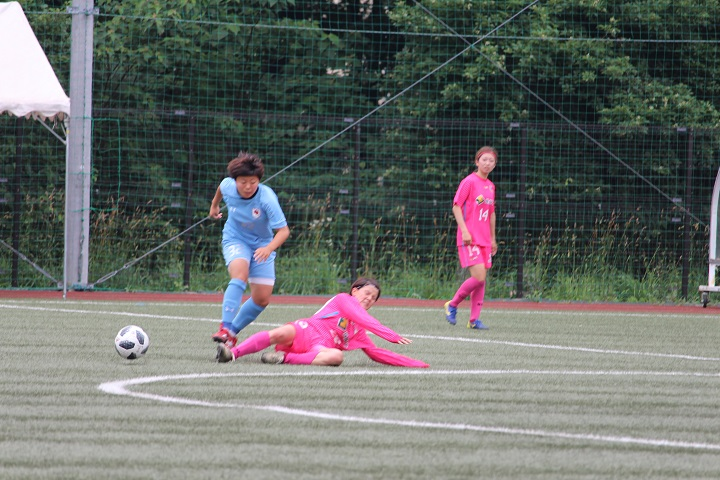 葛飾の女子サッカーチーム「南葛SC WINGS」応援ブログ