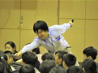 【交通安全教室2019】住吉小学校で交通安全教室を行いました