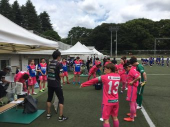 南葛SCwings 皇后杯東京都予選結果!!