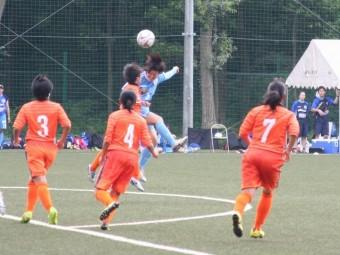 修徳高校 VS 南葛SC WINGS  第37回皇后杯東京都予選 決勝戦