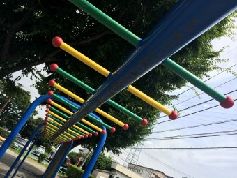ウワサの木琴公園  【高砂諏訪児童遊園】
