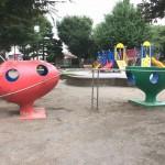ウワサのナニコレ公園  【南奥戸公園】