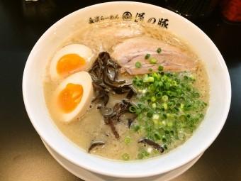 闘将‼漬麺男 [外伝01]   長濱らーめん 道の豚