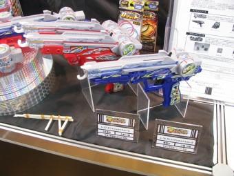 ウワサのクリスマスおもちゃ見本市2015  inタカラトミー  【究極ゴム銃Gショット】