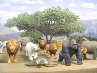 ウワサのクリスマスおもちゃ見本市2015  inタカラトミー  【アニア アニマルアドベンチャー】