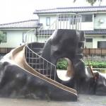 ウワサの岩石公園  【金町わかくさ児童遊園】