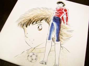 キャプテン翼【ArtDeli/アートデリ】  第二弾は中学生編
