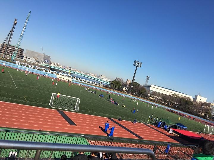 U-12ジュニアサッカー大会キャプテン翼CUPかつしか2016