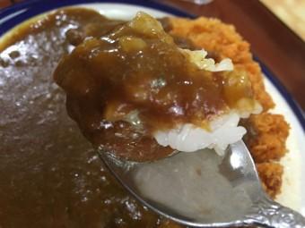葛飾でカツカレーが食べたい  in常盤仙食堂(亀有)