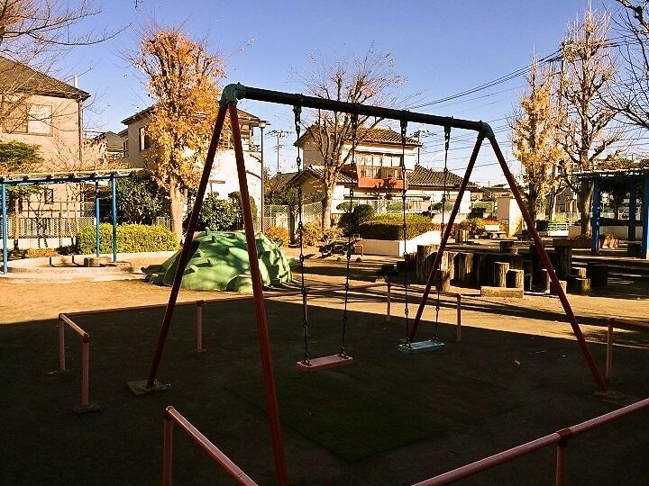 葛飾区内の公園施設「住吉公園」(ゼミタン公園)
