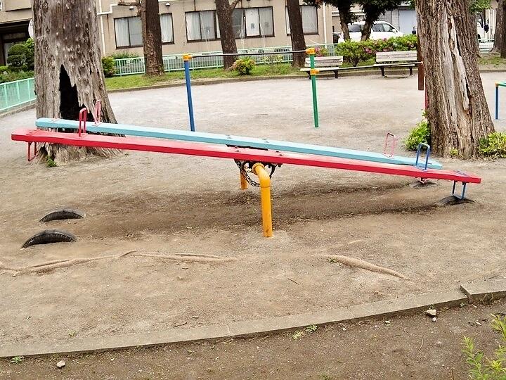 葛飾区内の公園施設「吾妻児童遊園」
