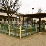 ウワサのぶっこみ公園  【細田一丁目児童遊園】