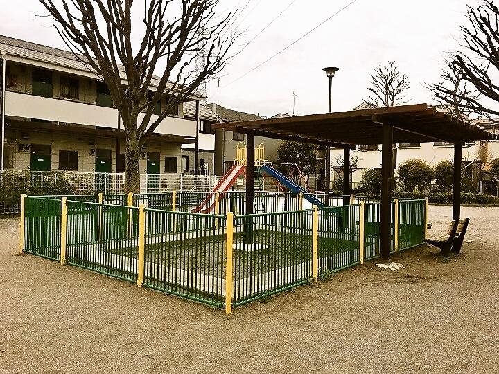 葛飾区内の公園施設「細田一丁目児童遊園」