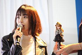 おもちゃショー2016「リカビジューシリーズ」葛飾区出身の木下優樹菜