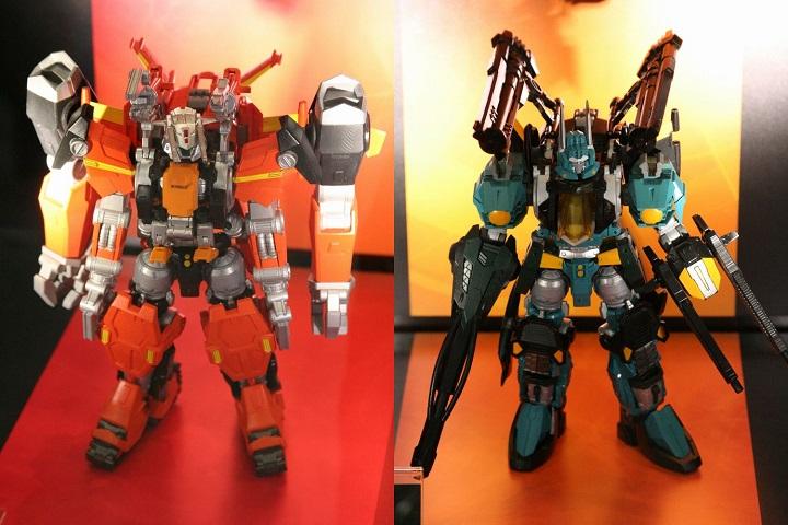 おもちゃショー2016、タカラトミーのダイアクロン REBOOT