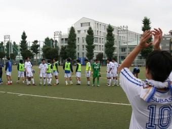 【南葛SC TOPチーム】  2016年シーズン第8戦レポート