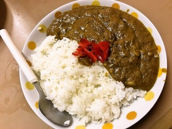 【限定】亀有どさん子  10月のカレーを食べない輩は(放送禁止用語)だ!
