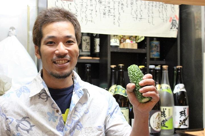 かつしかフードフェスタに出店する沖縄居酒屋たーち