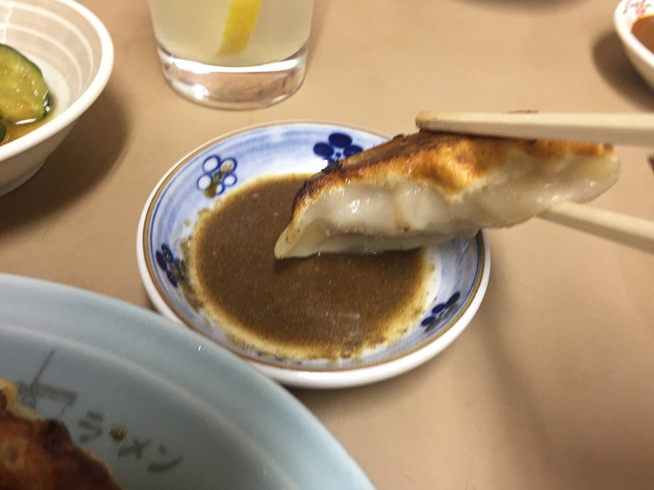 亀有どさん子の一推しの焼餃子