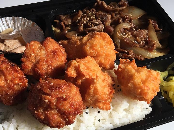 亀有の激安惣菜店「楽鳥」(らくとり)