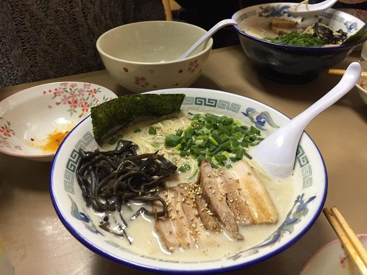 亀有どさん子の一推し麺(限定麺)