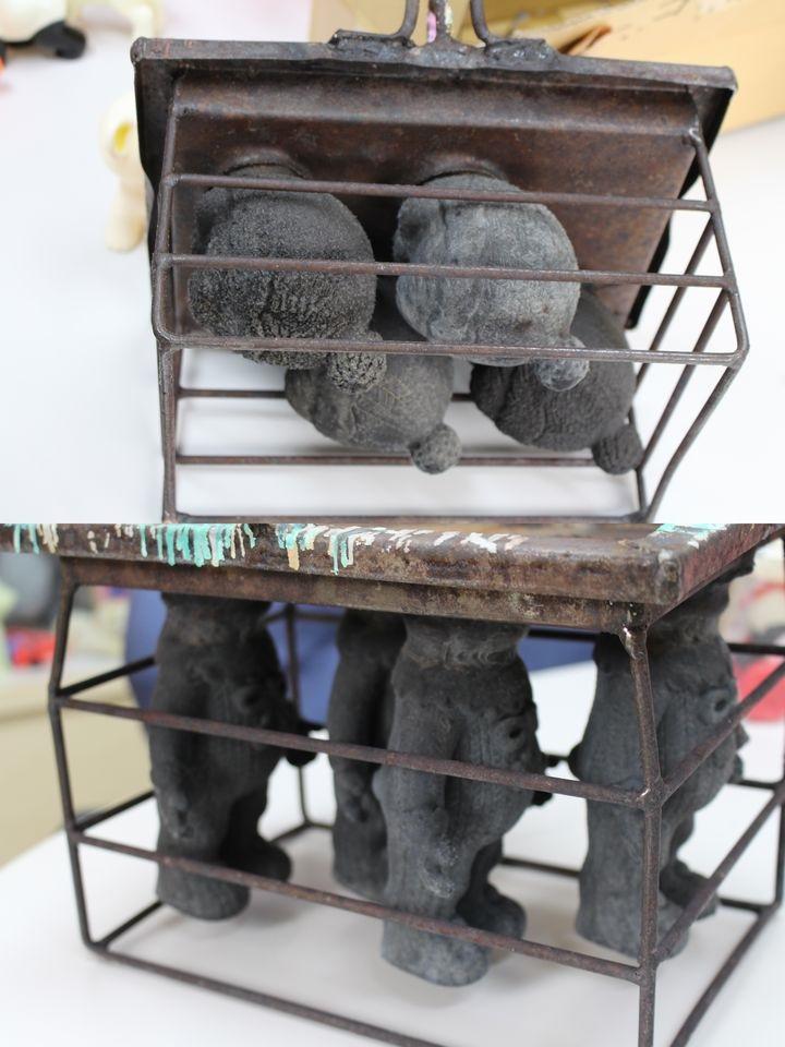 葛飾の立石にある児玉産業(児玉産業TOY)の金型