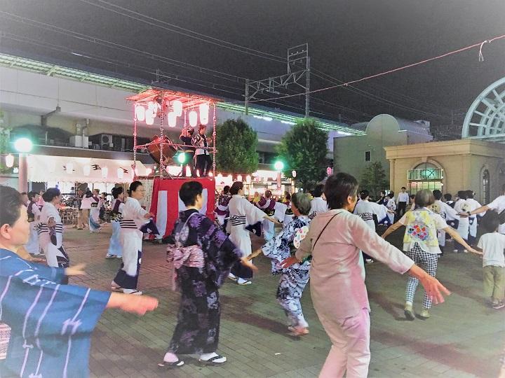 東京都葛飾区の盆踊り、夏祭り