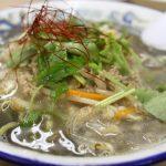 【限定】黒の外道麺/  鶏黒(コク)ミソらーめん