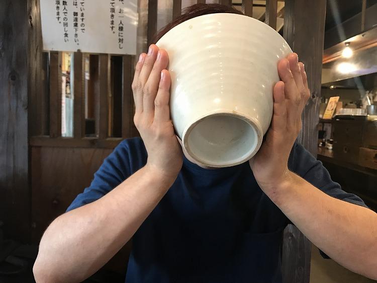 和太鼓彩のドンドンもぐもぐレポートvol.20 【立石/中華麺屋 まんまる】