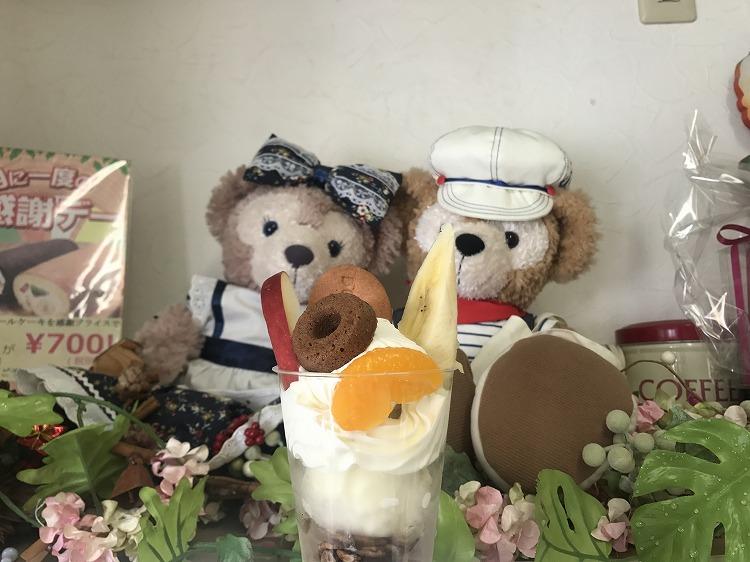 和太鼓彩のドンドンもぐもぐレポートvol.27 【水元/森のケーキ屋 どんぐり】