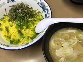 【限定】比内鶏塩つけ麺  丁寧な仕事と絶妙バランス!スープ割必須
