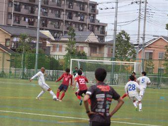 【南葛SC TOPチーム】  2018年シーズン第7戦レポート