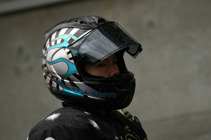 堀切出身のオートレーサー、鈴木圭一郎
