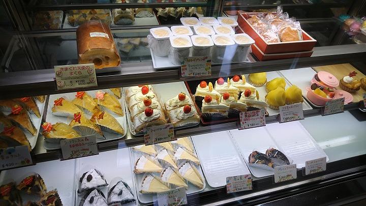 ドンドンもぐもぐレポート2018第17回【東水元/森のケーキ屋 どんぐり】