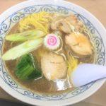 【限定】鶏節醤油麺  2019年は完全新作から幕開け