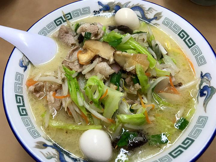 2019年2月のどさん子限定麺