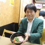 【限定】鶏白湯トマトつけ麺  洋風麺への大味変!