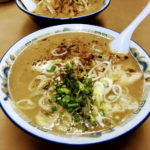 【限定】「濃く旨味噌麺」白黒コンビのいいお仕事いただきました!