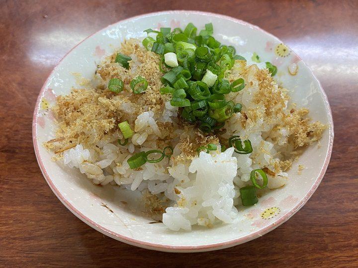 亀有どさん子の一押し麺(限定麺)
