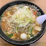 【限定】「五目旨煮醤油麺」旨味をまとったお野菜のハーモニー♪
