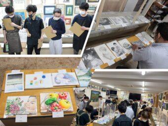 北星鉛筆/第1回鉛筆画・色鉛筆画コンテスト  公開審査会レポート