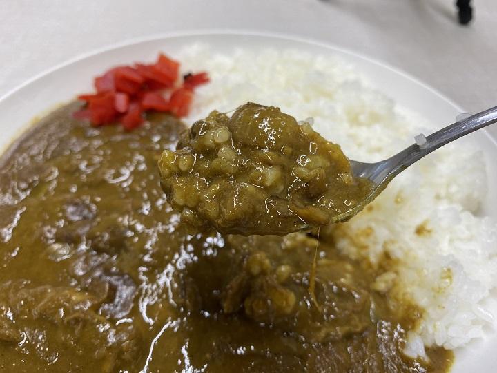 亀有どさん子の一押し麺(限定麺)カレー